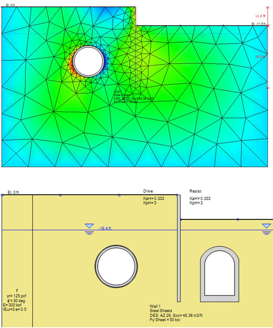 Tunnels Design in DeepEX FEM.png